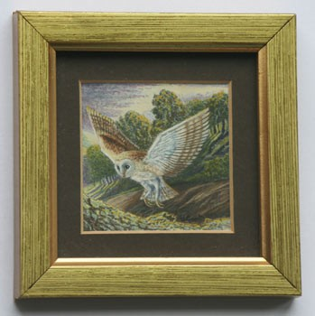 hilliard society of miniaturists - fine art in miniature. miniature artist wendy gooch